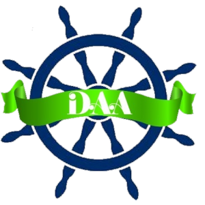 Department of Accountability and Assessment Logo - Ship Wheel