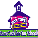 Box Tops Education Earn Cash for Our School