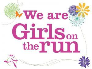 Girls on the Run Practice