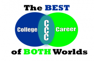 The Best College Career Center of BOTH Worlds