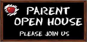 Parent Open House