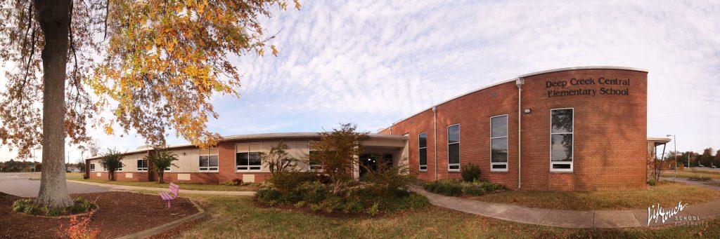 Deep Creek Central Elementary School Building