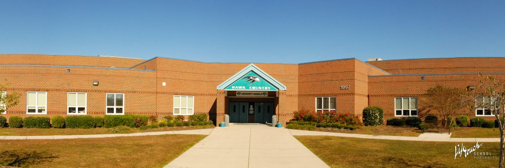 Hickory Middle School Building