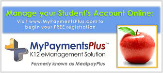 Manage your student's Account Online