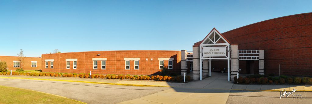 Jolliff Middle School Building