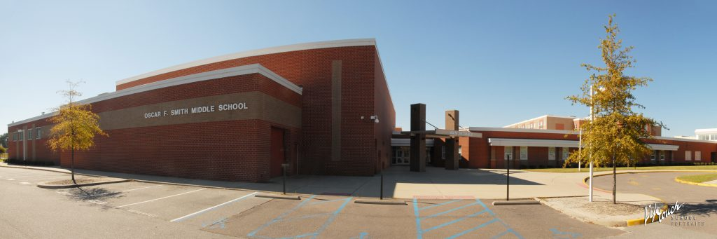 Oscar Smtih Middle School Building