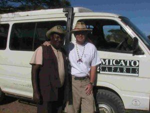 Safari Driver and Dr. Hitt