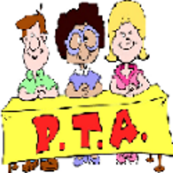 PTA Table with three representatives behind it
