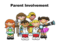 Parent Involvement (Multiple kids doing different things)