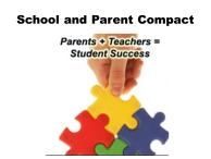 School And Parent Compact (Parents+Teachers=Student Success)