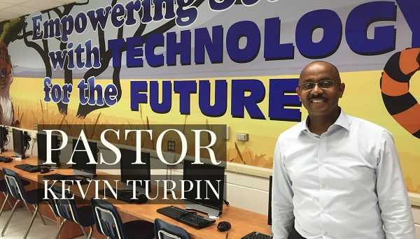 Empowering students with technology for the future (Pastor Kevin Turnpin)