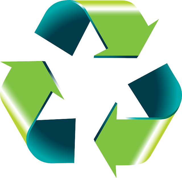 Logo for recycling