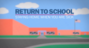 return to school staying home when you are sick