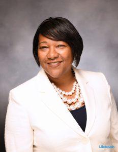 Michelle Ferebee, Principal