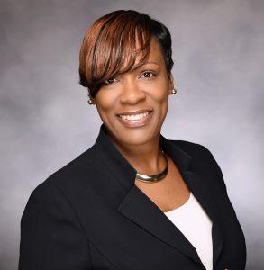 Dr, Shonda Windham, principal of Chesapeake Career Center