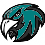 Hickory High logo hawk