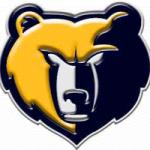 Western Branch High logo bear