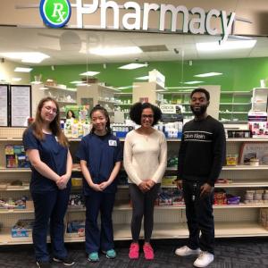 Pharmacy Tech students