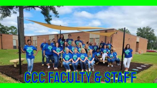 CCC Faculty and Staff