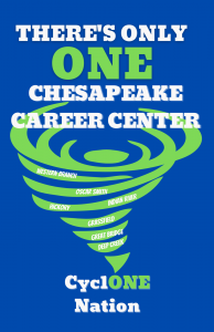 There's Only ONE Chesapeake Career Center