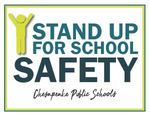 Stand Up for School Safety, Chesapeake Public Schools