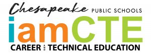 Logo with CPS at top and IamCTE tagline with Career and Technical Education at the bottom