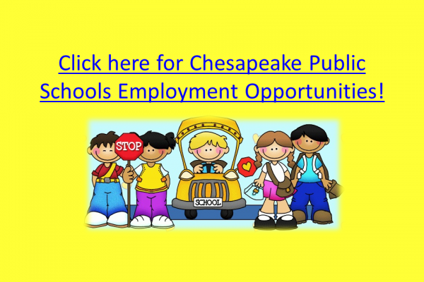 Chesapeake Public Schools Employment Opportunities
