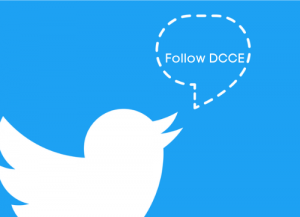 DCCE Twitter Page