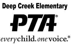 Deep Creek Elementary PTA every child one voice