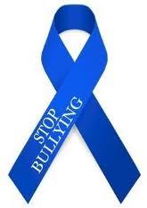 Stop Bullying Blue Ribbon