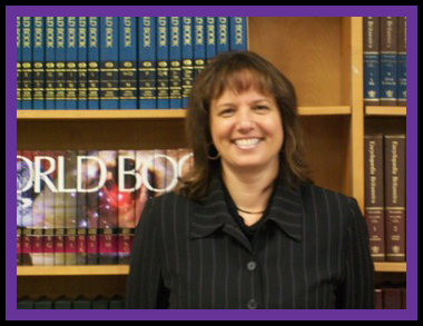 Ms. Christine Sperelakis-Babb, Assistant Principal of Insruction