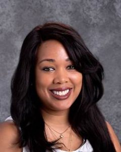 Karrin Williams, Guidance Counselor