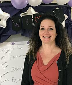 Erica Cottrell: 2019-2020 DCH Teacher of the Year
