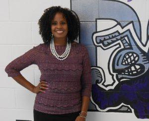 Mrs. Lychellia Cheeks, Assistant Principal
