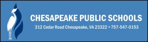 Chesapeake Public Shools logo