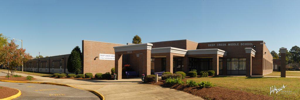 Deep Creek Middle School Building