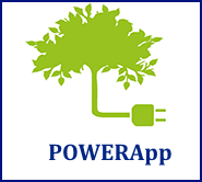 Tree Icon with cord and plug-POWERApp