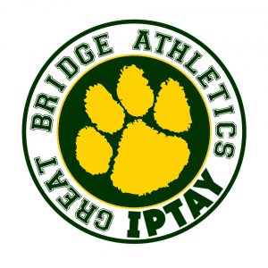 GREAT BRIDGE ATHLETICS - IPTAY STICKER IMAGE