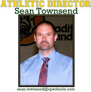 Photo of Athletic Director at GBHS - Sean Townsend