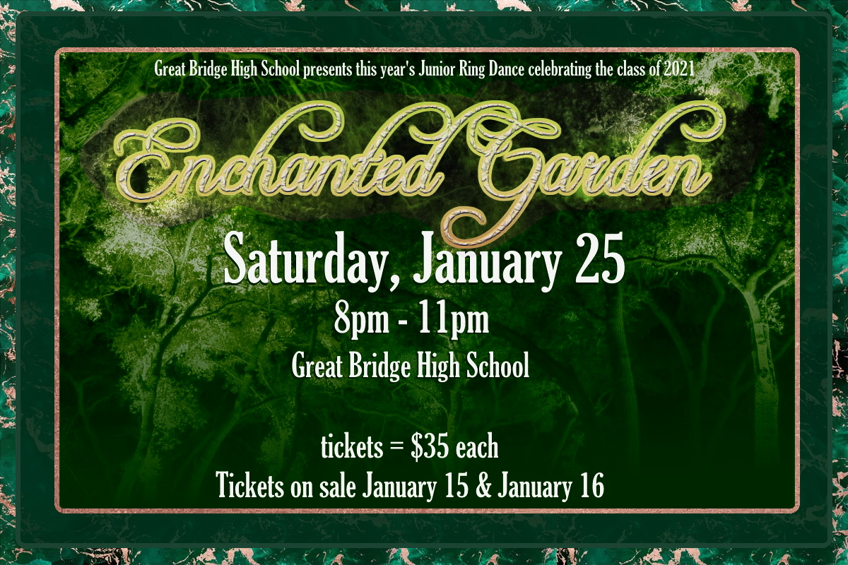 Junior Ring Dance - Enchanted Garden