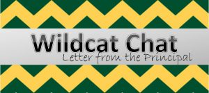 Newsletter from Principal