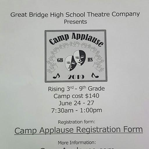 Camp Applause