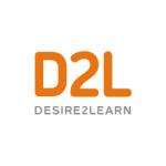 D2L Desire to Learn in Orange