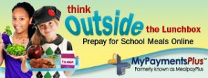 think outside the lunchbox prepay for school meals online mypayments plus formally known as mealpayplus