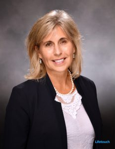 formal picture of Mrs. Theresa Myers