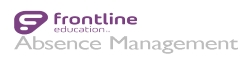 Absence Management by Frontline Education Logo