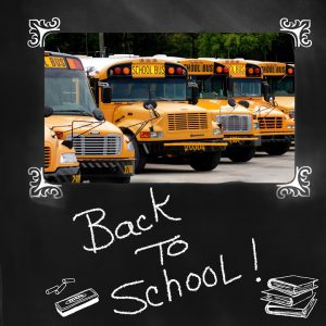 School Bus - Back to School