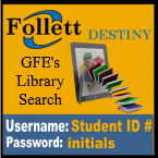 Follett Destiny - GFE's Library Search