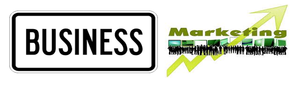 business and marketing banner
