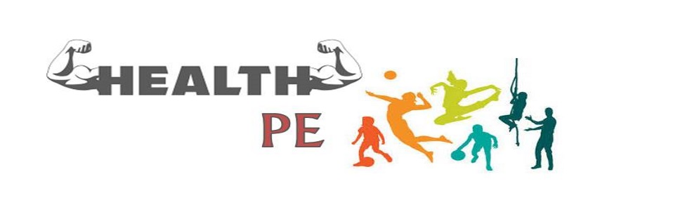 health and pe banner